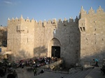 Damascus Gate into Old City