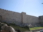 wall surrounding Old City
