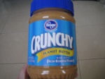 Kroger peanut butter?!?!